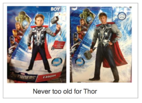 Thor guys